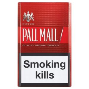 cigarette brands Pall Mall
