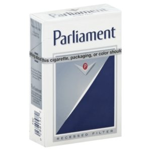 cigarette brands Parliament