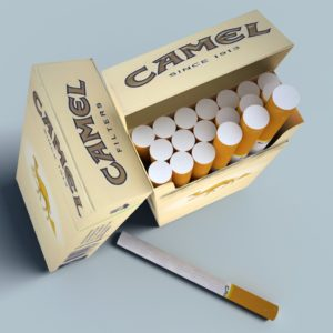 cigarette brands camel