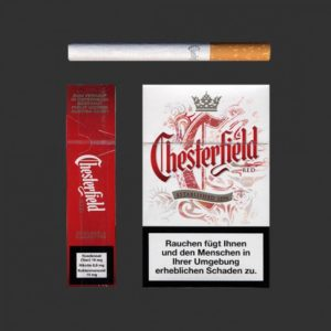 cigarette brands chesterfield