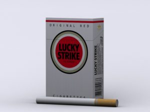 cigarette brands lucky strike