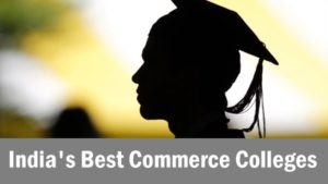 Top 50 Commerce College in India 2019
