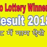 Cidco lottery result