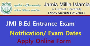 Jamia Millia Islamia Date Sheet 2019, Jmi Exam time table 2018-19 download