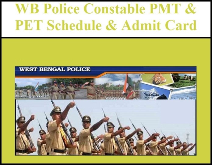 West Bengal Police Constable Physical Test 2019 Dates, Check WB Police Physical- Height/Chest/Race Details
