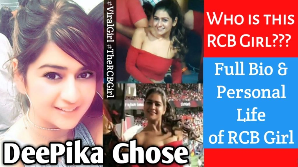 Deepika Ghose RCB Girl Wiki Biography, Height, Weight, Wiki, Age, Photos, Insta, Boyfriend, Family And More
