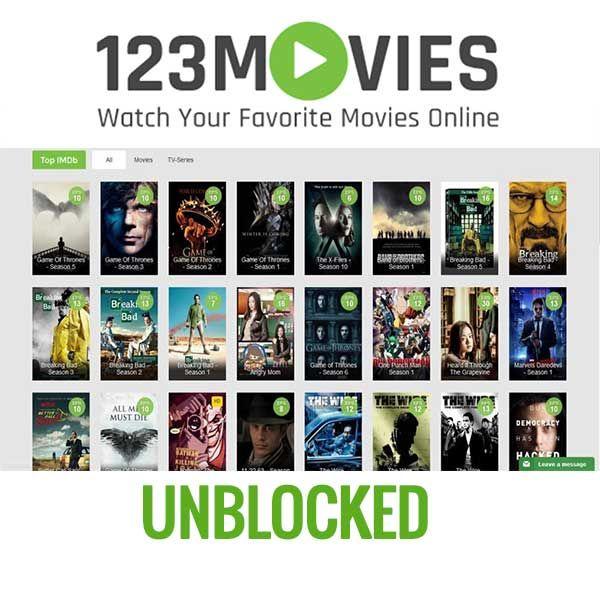 123 Movies- Best Putlocker sites